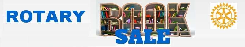 Annual Rotary Book Sales